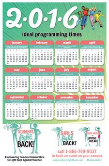SFB calendar